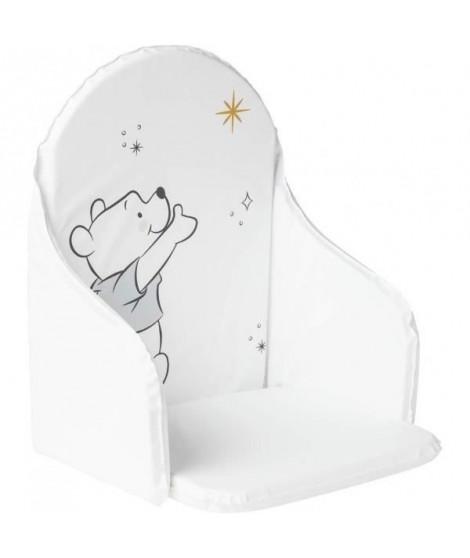 DISNEY Coussin de chaise Winnie moon - 28x38cm - 100% PVC - Garnissage 100% polyéther