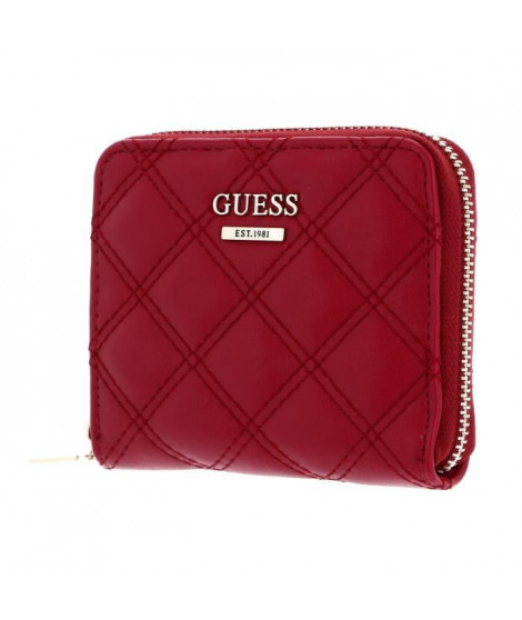GUESS Portefeuille Rouge Femme