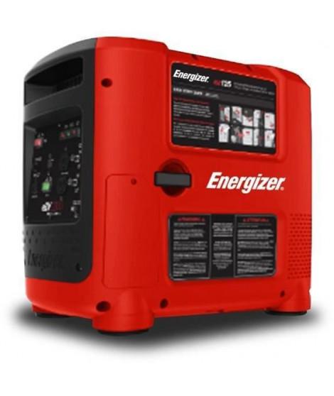 ENERGIZER Groupe électrogene essence Inverter 2800 W 2600 W - démarrage électrique et avec lanceur EZG2800I