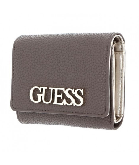 GUESS Portefeuille Taupe Femme