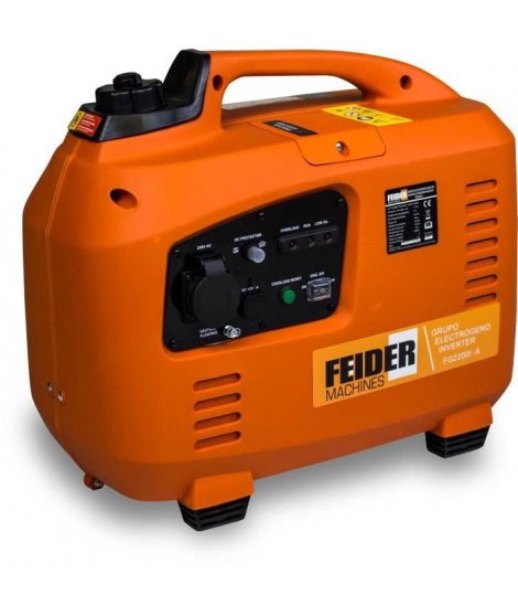 FEIDER Groupe électrogene essence Inverter 2000 W FG2200I-A1