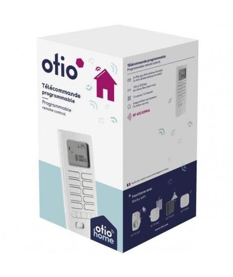 OTIO Télécommande programmable 16 canaux avec fonction thermostat -