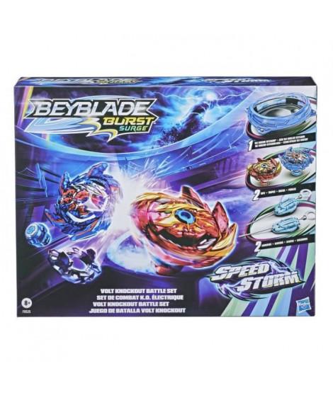 Beyblade Speed Storm - Volt Knockout - Set de combat