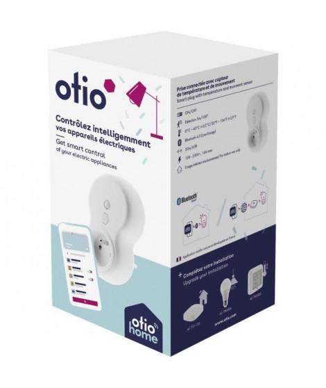 OTIO Prise connectée Bluetooth compatible Alexa & Google Home -