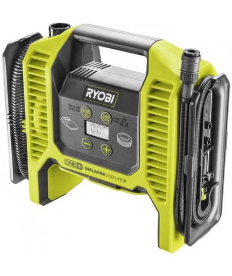 RYOBI Compresseur - gonfleur 18V ONE+ R18MI-0