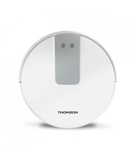 THOMSON THVC94BC - Aspirateur Robot - 3 modes de navigation - 9 capteurs IR - Réservoir 600ml - Autonomie 120min