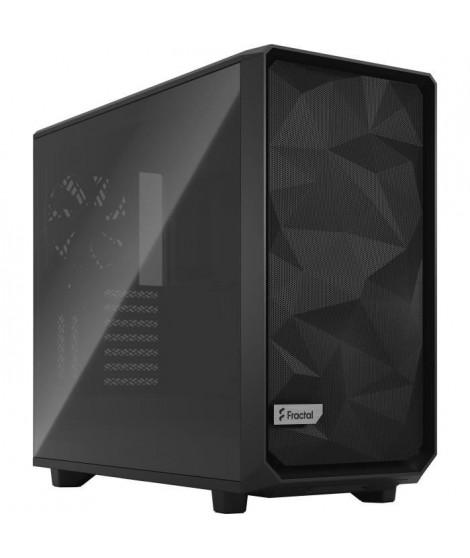 FRACTAL DESIGN Boitier PC Meshify 2 Noir Panneau Verre Trempé Teinte Claire(FD-C-MES2A-03)