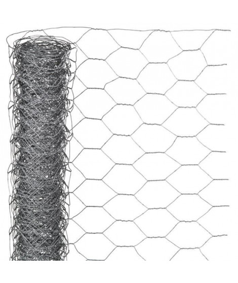 NATURE Maille hexagonale 1x5m