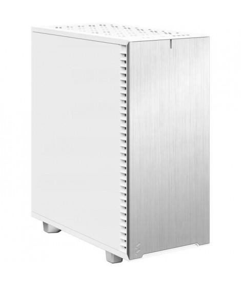 FRACTAL DESIGN Boitier PC Define 7 Compact Blanc Panneau Solide(FD-C-DEF7C-05)