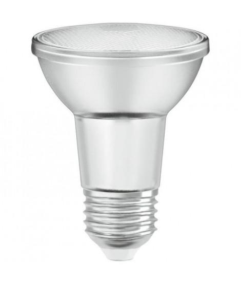 OSRAM Spot PAR20 LED 36° verre variable - 5 W  50 W - E27 - Blanc chaud
