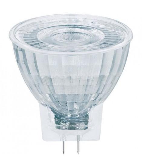 OSRAM Spot MR11 LED 36° verre variable - 4,5 W  35 W - GU4 - Blanc chaud