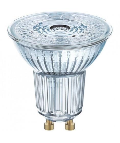 OSRAM Spot PAR16 LED 36° verre variable - 5,5 W  50 W - GU10 - Blanc froid