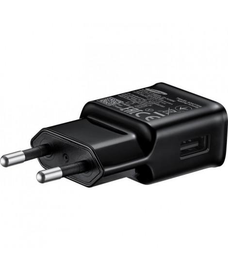 CS rapide 15W, Port USB-A Noir (sans câble)