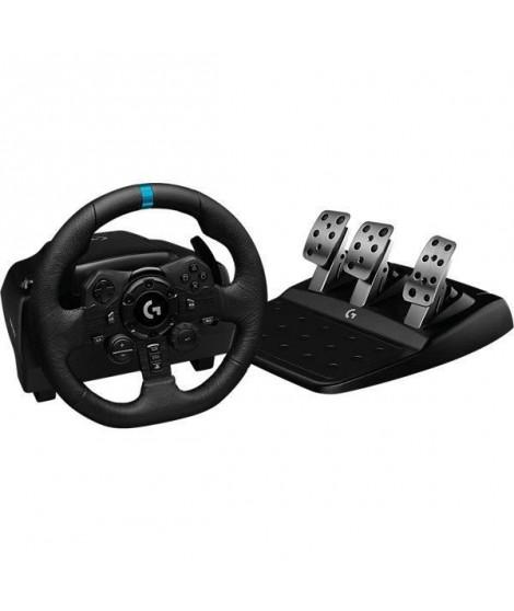 LOGITECH G - Volant  G923 Compatible Xbox SERIES X - Xbox One et PC