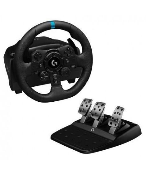 LOGITECH G - Volant  G923 - Compatible PS5 - PS4 et PC