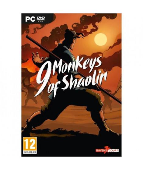 9 Monkeys Of Shaolin Jeu PC