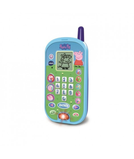 Peppa Pig - Le smartphone éducatif - 2 - 5 ans