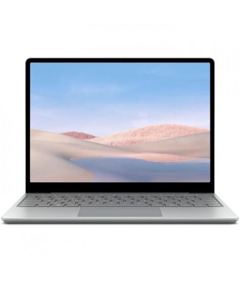 MICROSOFT Surface Laptop Go - 12,45 - Intel Core i5 1035G1 - RAM 8Go - Stockage 64Go eMMC - Platine - Windows 10