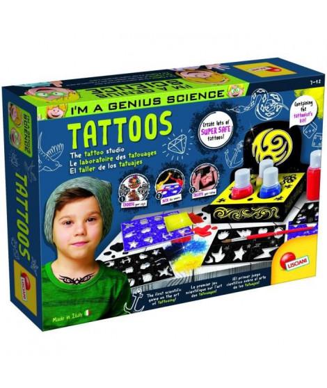LISCIANI GIOCHI Le Laboratire des Tatouages EX72965
