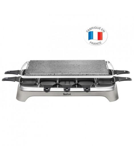 TEFAL - Raclette Inox et Design PR457B12