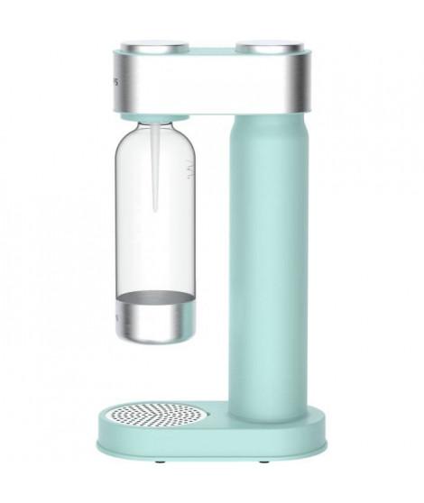 PHILIPS ADD4902MT - Machine a Soda Menthe finitions chromées + Cylindre 425g CO² + 1 bouteille PET 1 litre