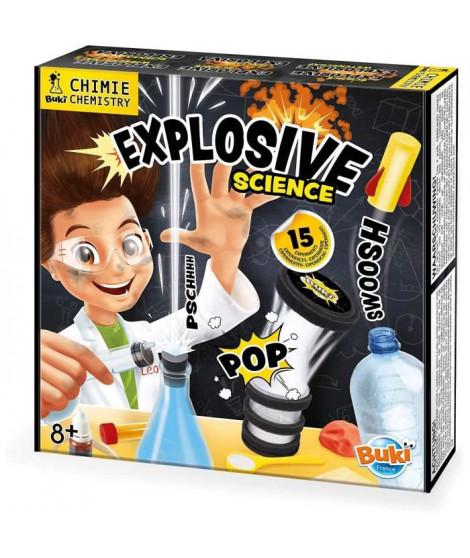 Buki - Science Explosive - 15 expériences