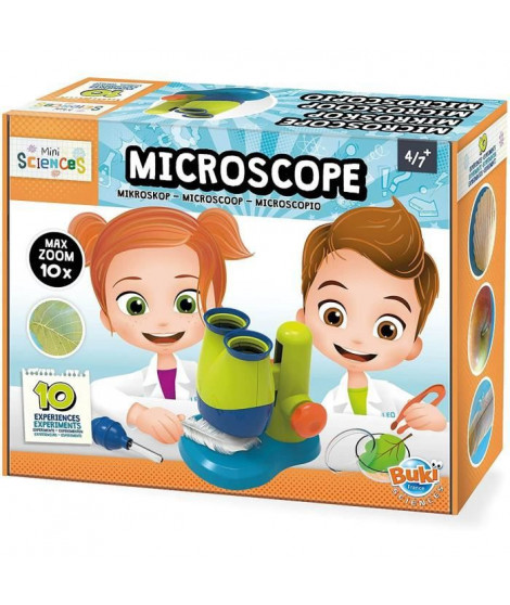 Buki - Mini Sciences - Microscope