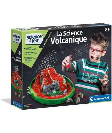 Clementoni - 52531 - La science volcanique