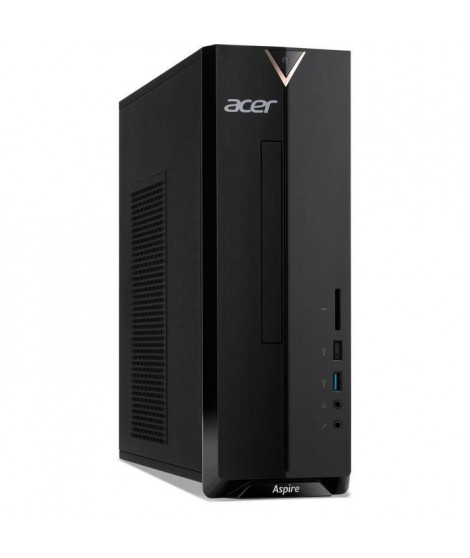 Unité centrale - ACER Aspire XC-895 - Intel Core™ i5 10400 - RAM 8 Go - Stockage 1 To HDD - Windows 10 Famille