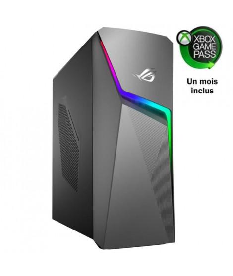 PC de Bureau Gamer ASUS ROG Strix GL10DH-FR144T - AMD Ryzen 5-3400G - RAM 8Go - SSD 512Go - NVIDIA GTX 1650 4Go - Windows 10