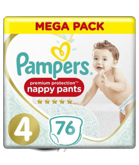 PAMPERS Premium Protection Pants T4 - x76