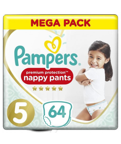 PAMPERS Premium Protection Pants T5 - x64