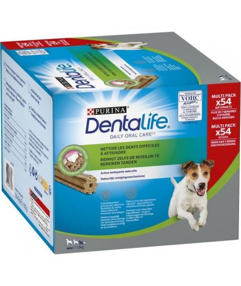 PURINA DENTALIFE Mini - MultiPack - Pour chiens de petite taille - 882 g