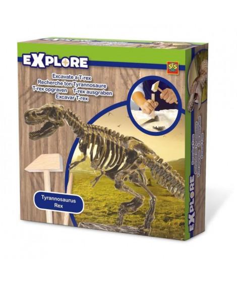 SES CREATIVE Recherche Ton Tyrannosaure