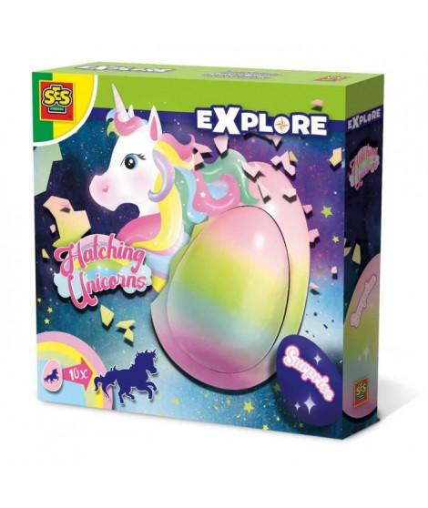 SES CREATIVE Licornes Pretes a Éclore