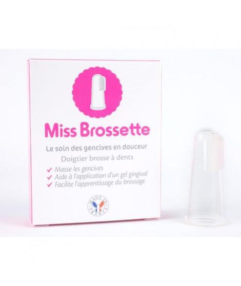 MISS Brossette Petite Brosse a Dent Bébé