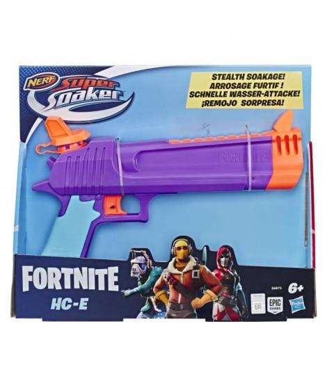 Nerf - Pistolet A Eau Super Soaker Fortnite HC-E