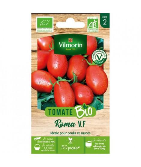 Tomate roma bio Vilmorin