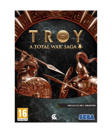 Total War Saga : Troy Limited Edition Jeu PC