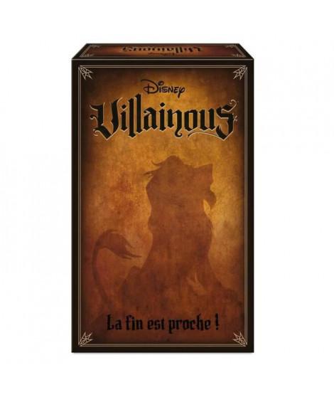 Disney Villainous-Extension 2 - La fin est proche