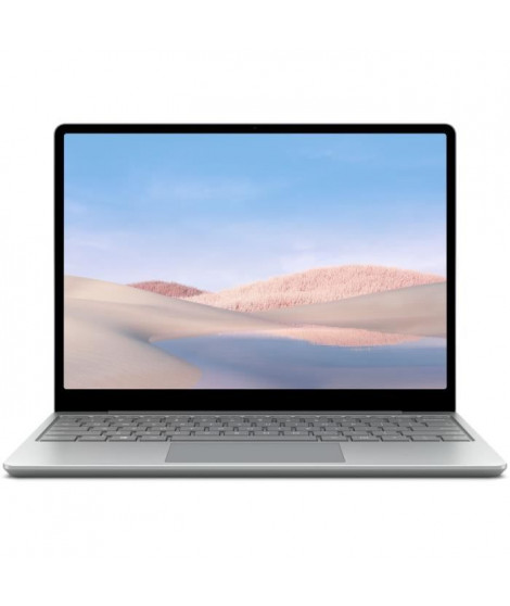 MICROSOFT Surface Laptop Go - 12,45 - Intel Core i5 1035G1 - RAM 8Go - Stockage 128Go SSD - Platine - Windows 10
