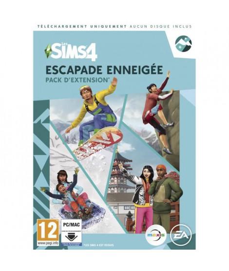 SIMS 4  Escapade Enneigée (Ép.10) Jeu PC