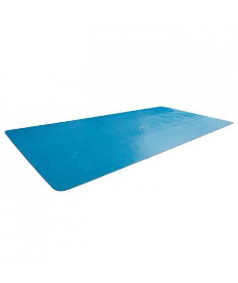 INTEX Bâche a bulles pour piscine tubulaire rectangulaire - 975x488cm