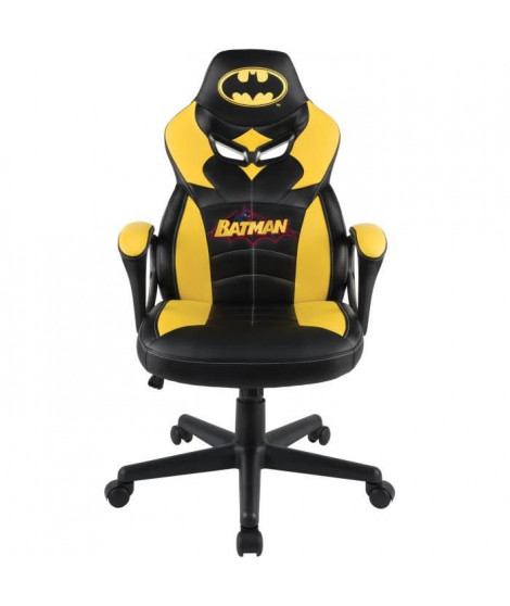 Fauteuil Gaming Junior - SUBSONIC - Batman - Licence officielle DC Comics