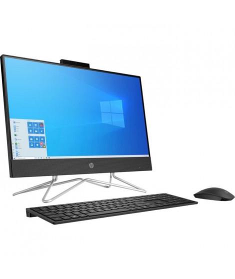 HP PC Tout en un - 22HD - Athlon 3150U - RAM 8Go - Stockage 128Go SSD + 1To HDD - Windows 10