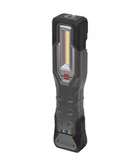Brennenstuhl Lampe torche LED rechargeable, 750+170 lumen (IP54)