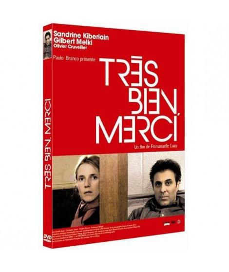 DVD Tres bien merci