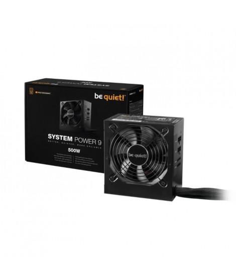 be quiet! - SYSTEM POWER 9 500W CM