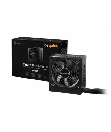 be quiet! - SYSTEM POWER 9 600W CM
