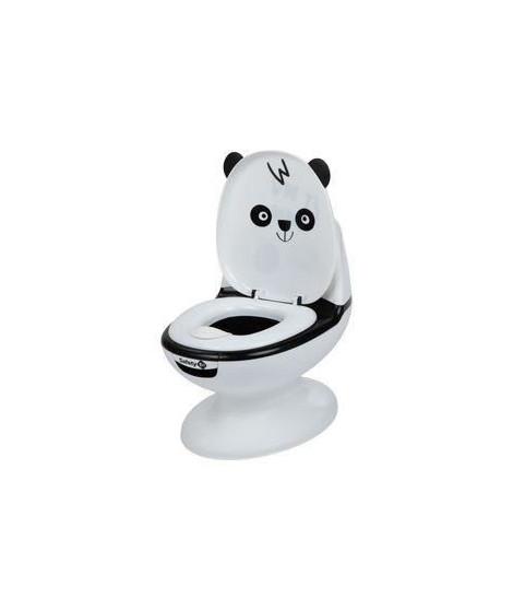 SAFETY FIRST Mini Toilette Panda Black & White